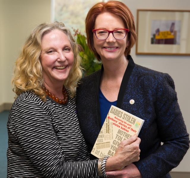 Without Consent: Australia's Post Adoption Practices Exhibition launch